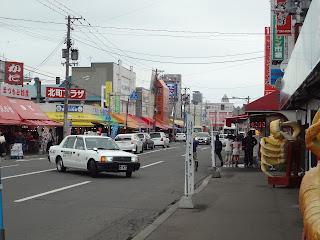 札幌場外市場のお店