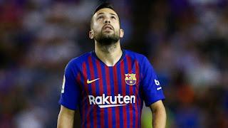Perpanjang Kontrak di Barcelona, Jordi Alba Punya Klausul 500 Juta Euro
