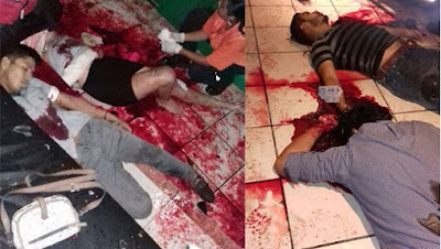 Veracruz: 5 dismembered Zetas with messages from CJNG, and 6 Killed in bar