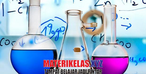 Materi Kelas 10 SMA Kimia KTSP Lengkap