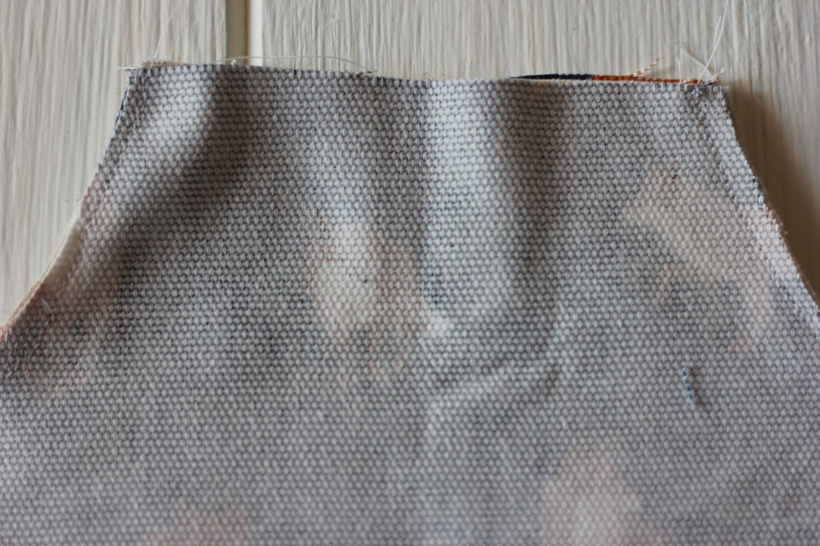 this handmade life: Sew Foxy Knitting Bag Tutorial