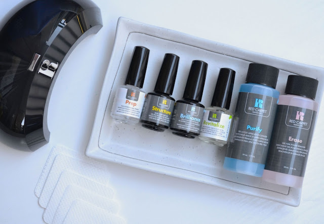 Red Carpet Manicure Gel Pro Polish Set