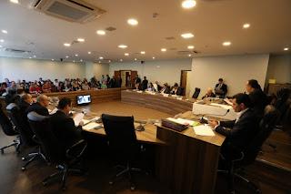 Reunião extraordinária na segunda-feira (09)