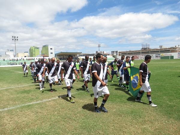 Organização do campeonato de futebol master está se movimentando para próxima competição.