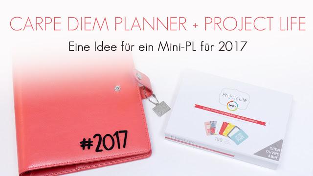 Jahresalbum im Planner