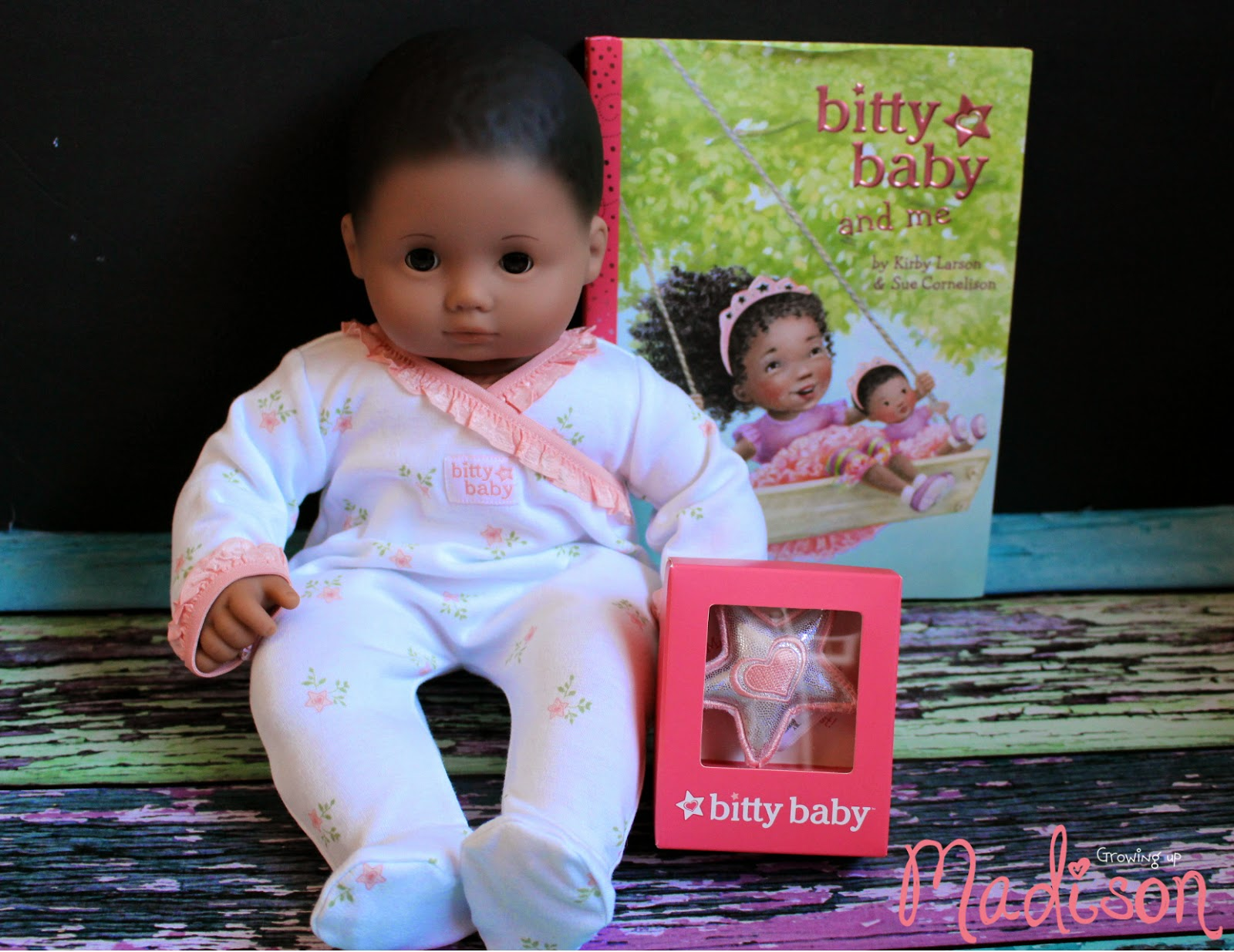 American Girl Bitty Baby for Baby s First Christmas