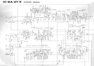 Galamai Station ( 142,240 Mhz ): SKEMA ICOM IC-2N