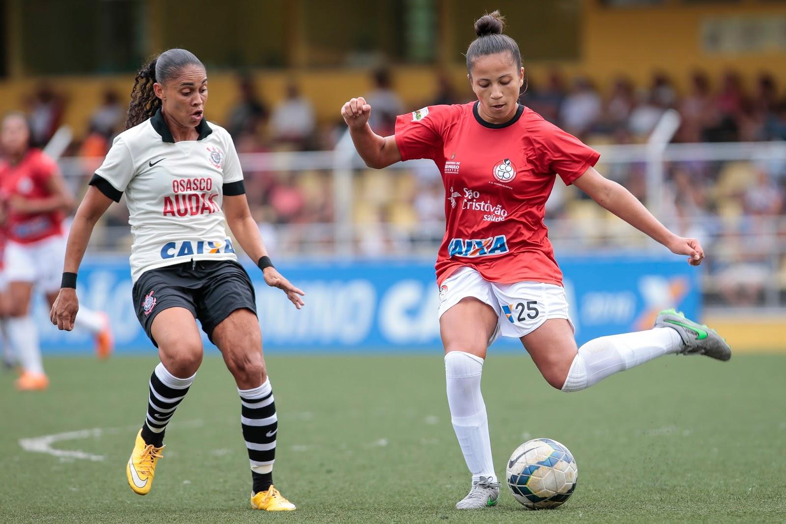 Adeco SP e S.C. Corinthians Paulista empatam na 3ª rodada do Brasileiro  Feminino 57b4bb8c60