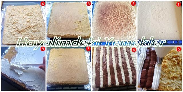 resimli yas pasta tarifleri