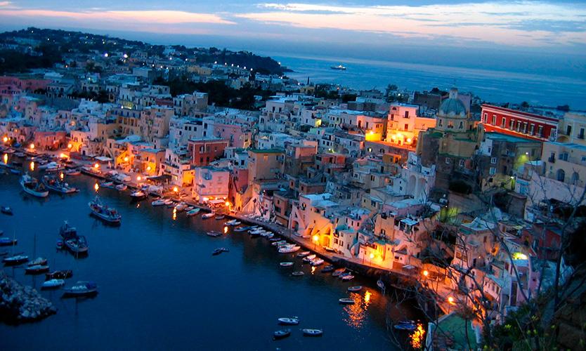 Lo Más Insular   Procida, Italia 2