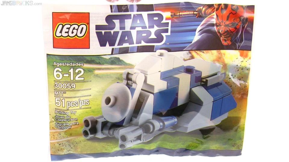 LEGO Star Wars MTT polybag from 2012