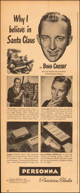 Bing Crosby - Why I believe in Santa Claus