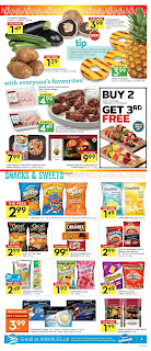 Sobeys deals flyer March 31 to April 6