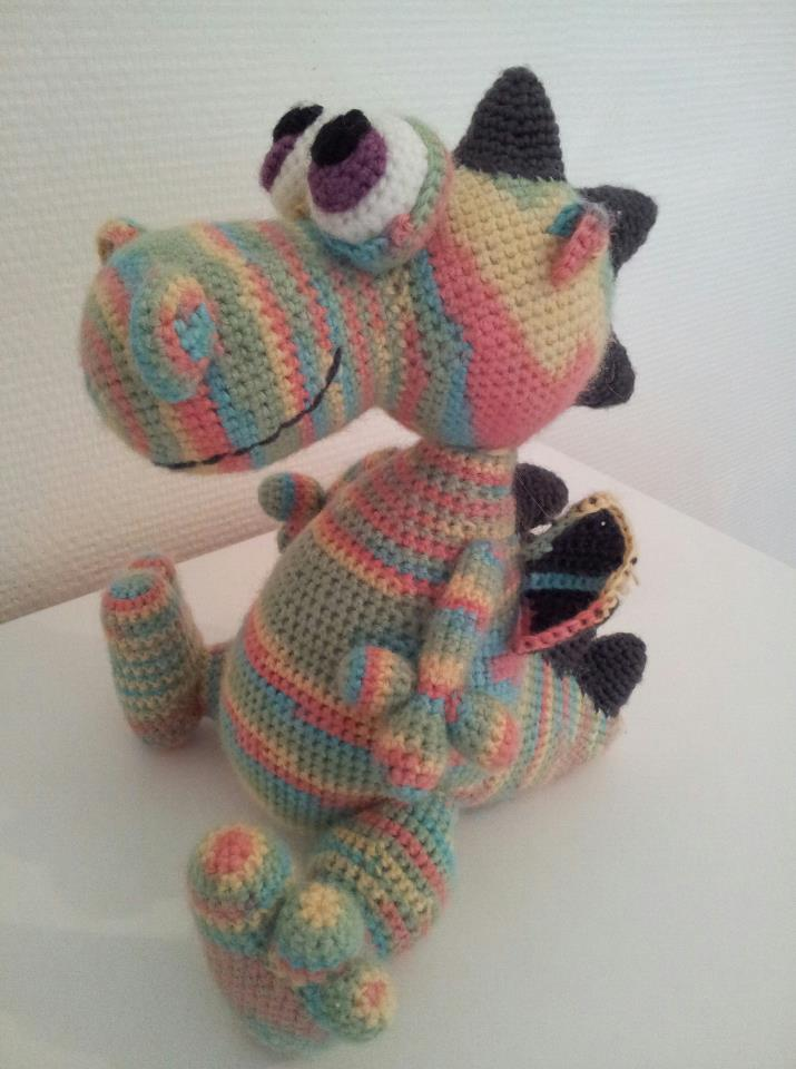 Philip the Dragon Crochet Free Pattern | Crochet amigurumi free ... | 960x715