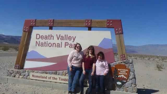 Vallée de la Mort USA