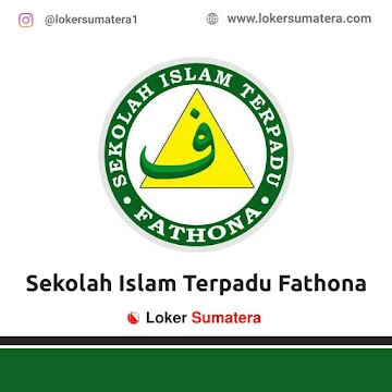 Lowongan Kerja Palembang: Sekolah Islam Terpadu Fathona Juni 2021