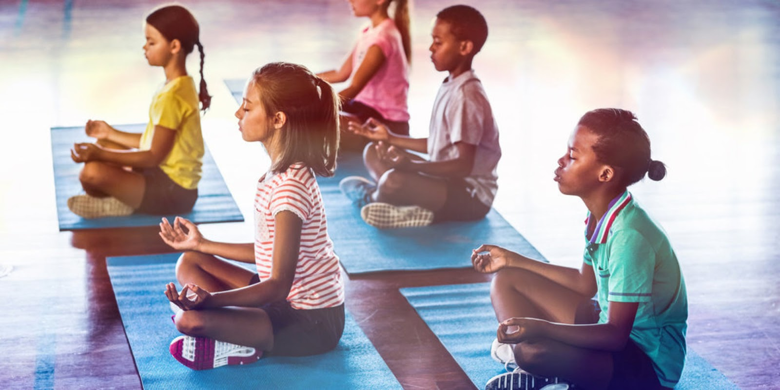 School In Baltimore Replaced Detention With Meditation. The Results Were Incredible!