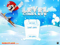 Here is another #Mario game this time all about snowboarding! #MarioGames #WinterGames