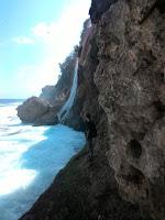 Pantai Air Terjun Umbul Waru