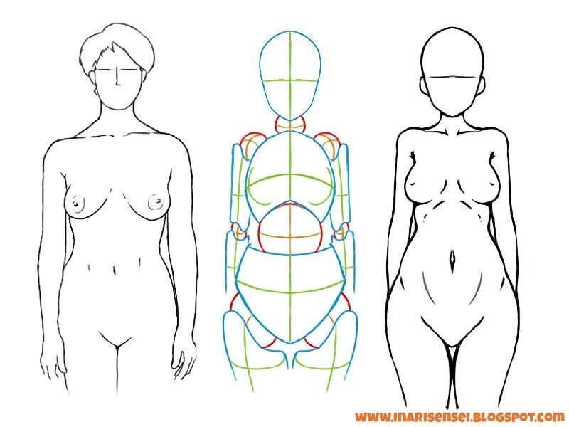 image de couverture dessiner le buste d'une femme