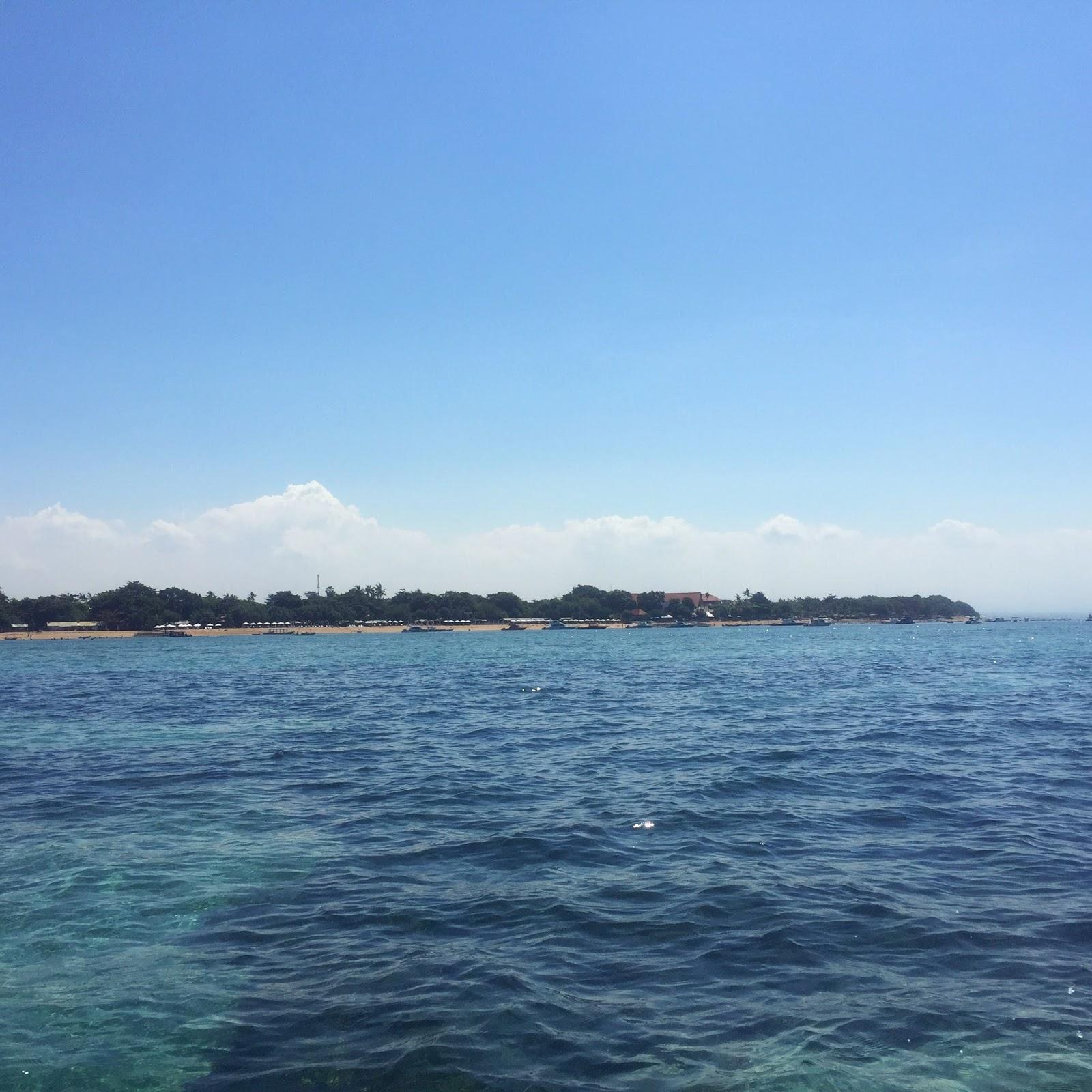 Turtle Island, Bali