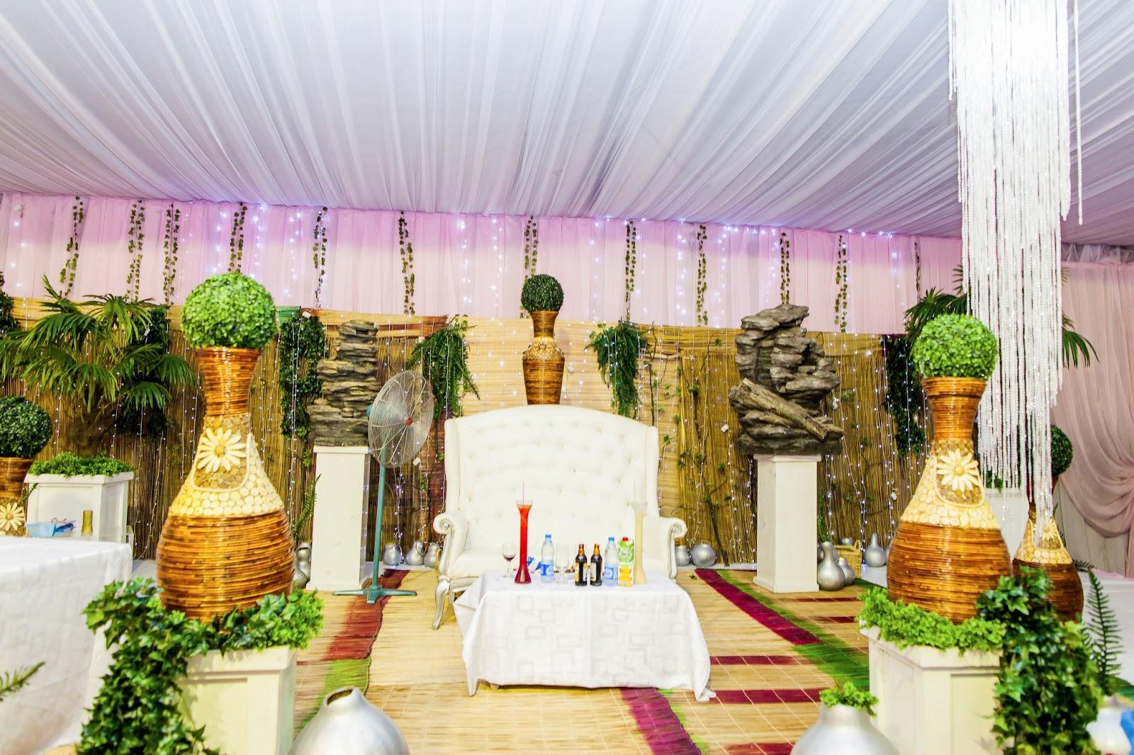 Wedding Decorations: ForStyleSake: Shally's Traditional Wedding
