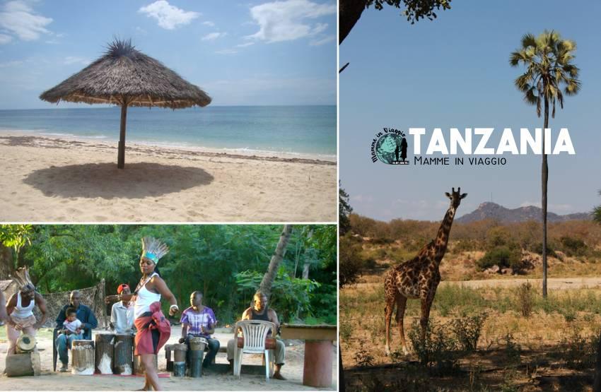 Bambini in Tanzania: 5 itinerari slow budget