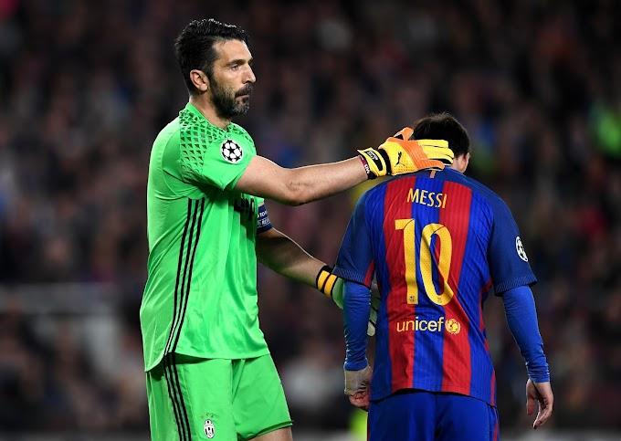 Messi Selalu Melegenda