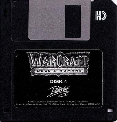Warcraft Orcs & Humans Disco 4
