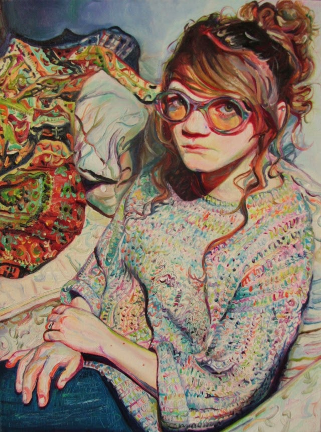 Британская художница. Ruth Murray