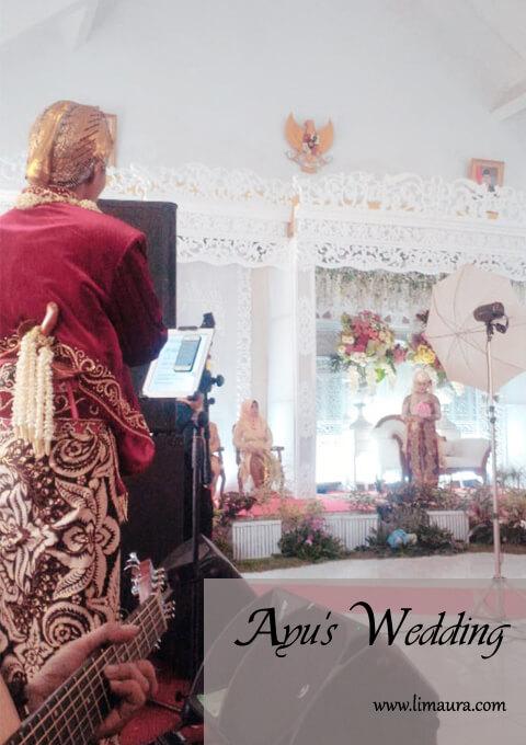 Ayu's Wedding (short story)