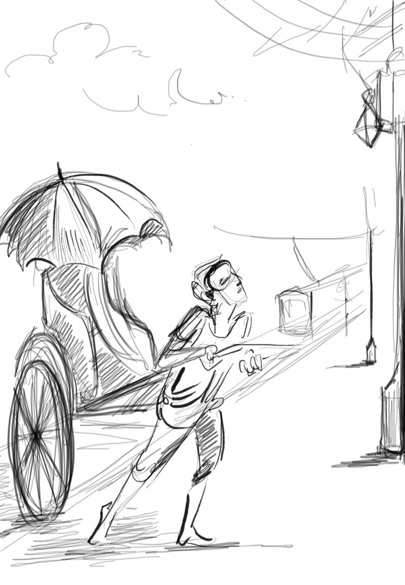 MY ARTWORKS: My Original Digital Illustrations with it's ...