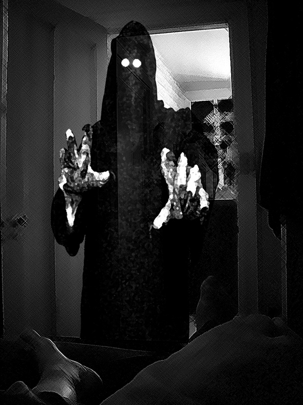 The Paranormal Pastor The Specter Of The Watchers