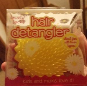 Lovely Locks Hair Detangler