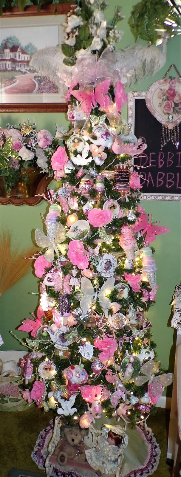 Summer Craft Room Tree, 2020