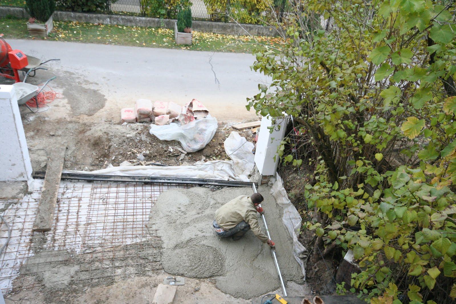 einfahrt betonieren einfahrt betonieren bauforum auf hochwertige baustoffe einfahrt betonieren. Black Bedroom Furniture Sets. Home Design Ideas