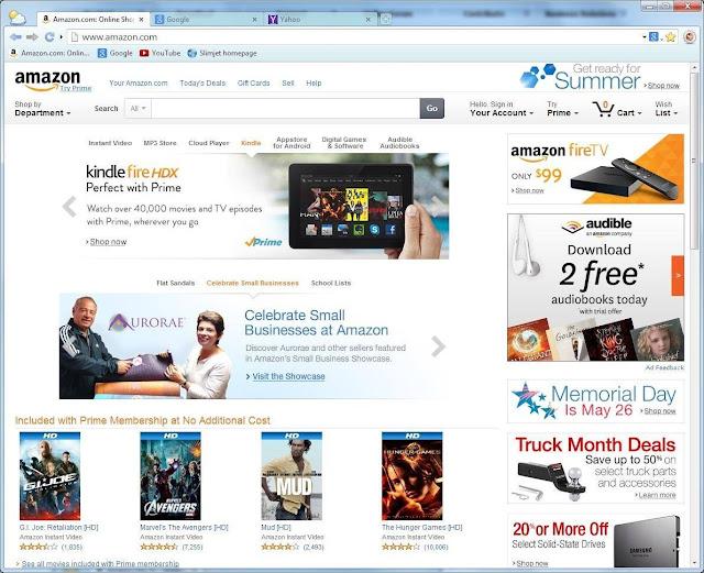 تحميل متصفح الانترنت سليم جيت Slimjet Web Browser على الكمبيوتر