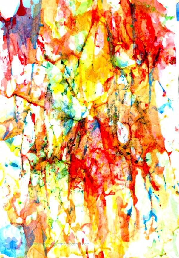 kolorowy papier