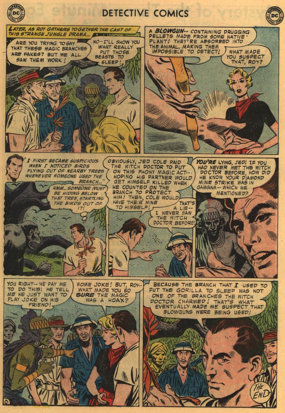 Detective Comics (1937) 256 Page 22