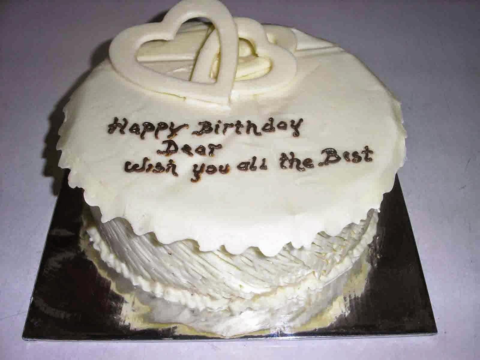 Kue Ulang Tahun Buat Pacar