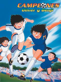 """Colecciona las figuras de """"Campeones: Oliver y Benji"""" (Captain Tsubasa) de la mano de Altaya."""