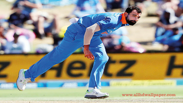Mohammed Shami Wallpapers