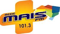 Rádio Mais Brasil FM 101,3 de Brazlândia DF