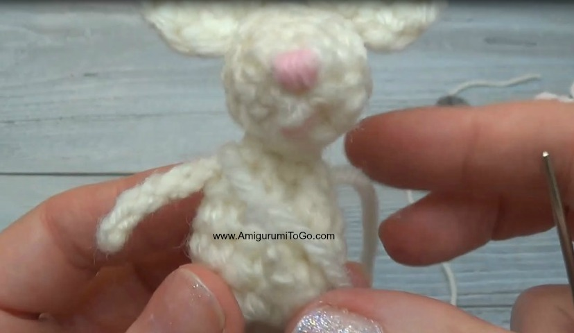 ao with <3 / crochet little pocket mouse | Crochet mouse, Cute ... | 480x828