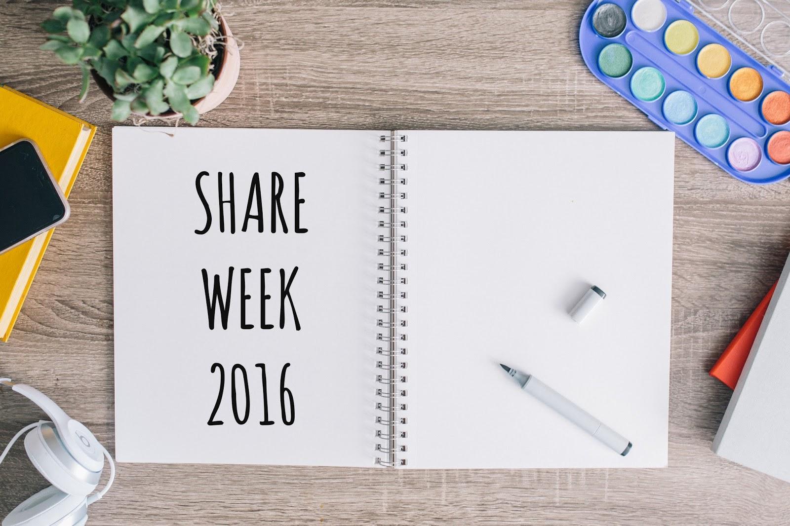 share week, andrzej tucholski, 2016, blogi, polecenia,