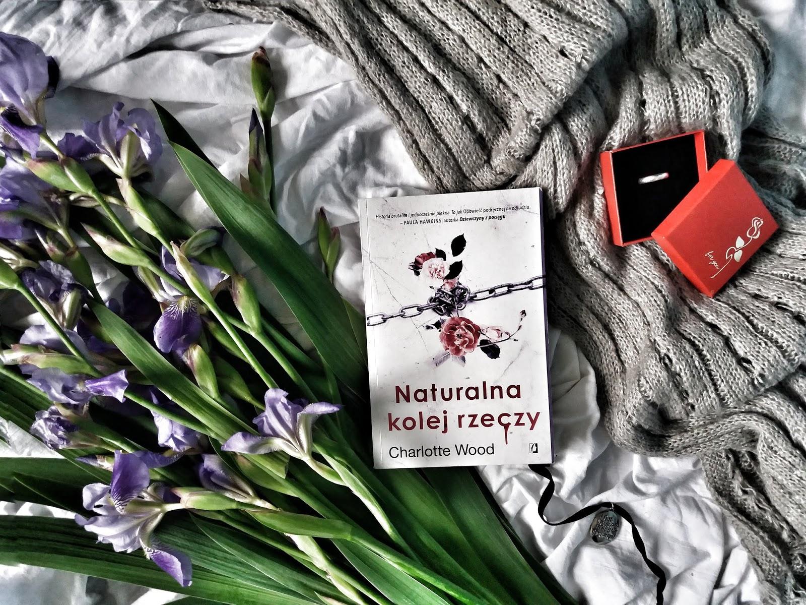 """Najdziwniejsza książka, jaką ostatnio przeczytałam   """"Naturalna kolej rzeczy"""" Charlotte Wood   Recenzja"""