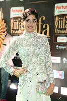 Poonam Kaur in Beautiful Floor Length Gown at IIFA Utsavam Awards 2017  Day 2  Exclusive 18.JPG