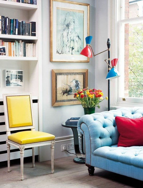 Eclectic Room Design: M A M A G O K A. Interiors {english Version}: Colorful