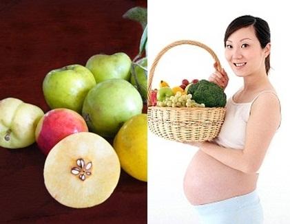 Phụ nữ có bầu, thai ngén lưu ý khi sử dụng Táo mèo