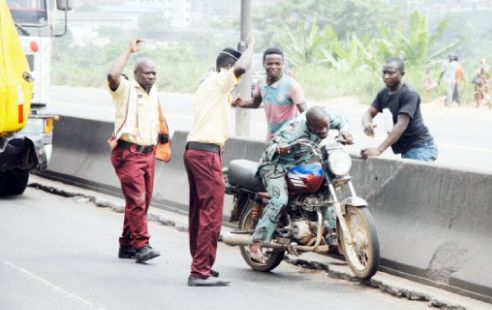 Man Arrested For Beating LASTMA Official